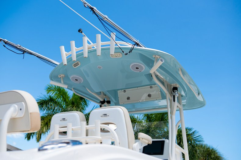 Thumbnail 8 for Used 2017 Cobia 277 Center Console boat for sale in West Palm Beach, FL