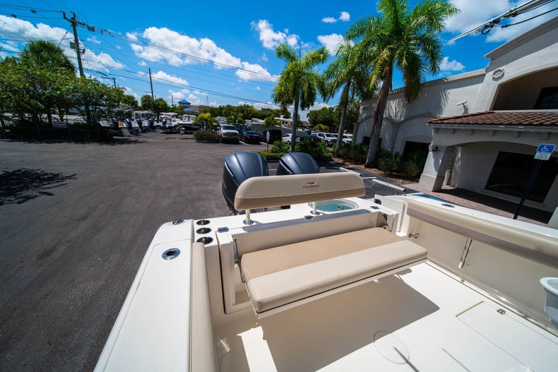 Thumbnail 14 for Used 2017 Cobia 277 Center Console boat for sale in West Palm Beach, FL