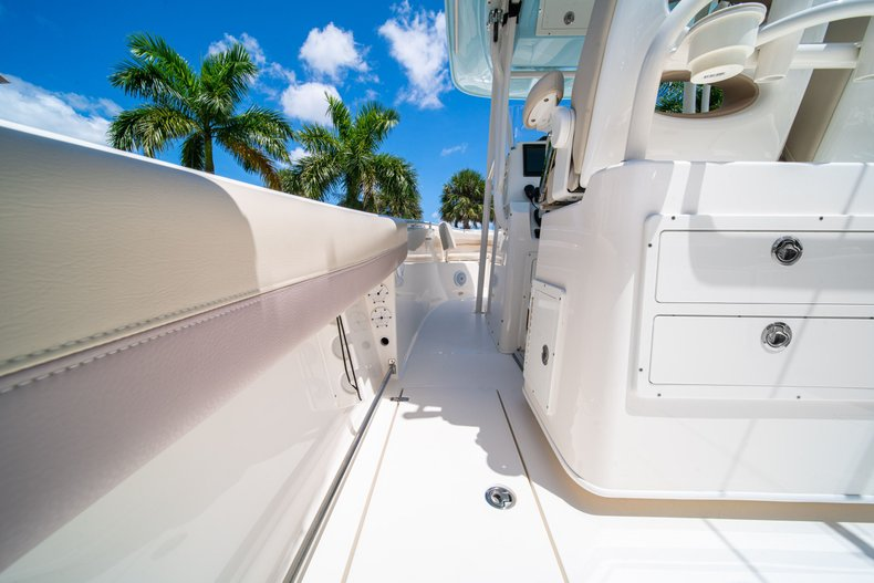 Thumbnail 20 for Used 2017 Cobia 277 Center Console boat for sale in West Palm Beach, FL