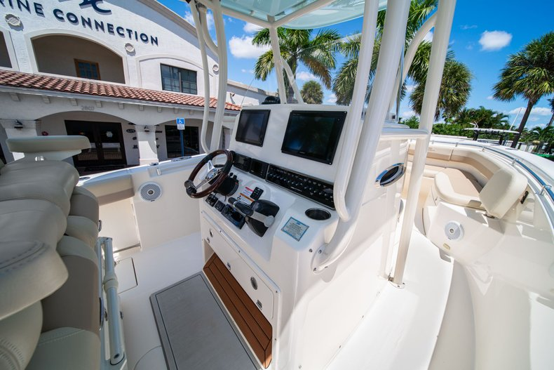 Thumbnail 23 for Used 2017 Cobia 277 Center Console boat for sale in West Palm Beach, FL