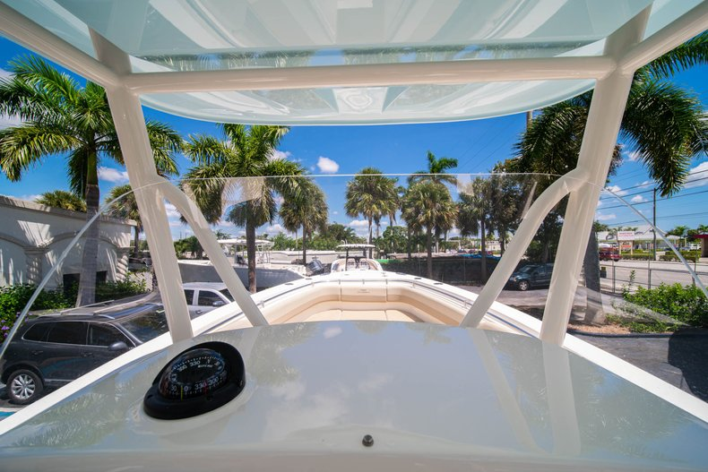 Thumbnail 26 for Used 2017 Cobia 277 Center Console boat for sale in West Palm Beach, FL