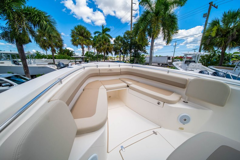 Thumbnail 34 for Used 2017 Cobia 277 Center Console boat for sale in West Palm Beach, FL