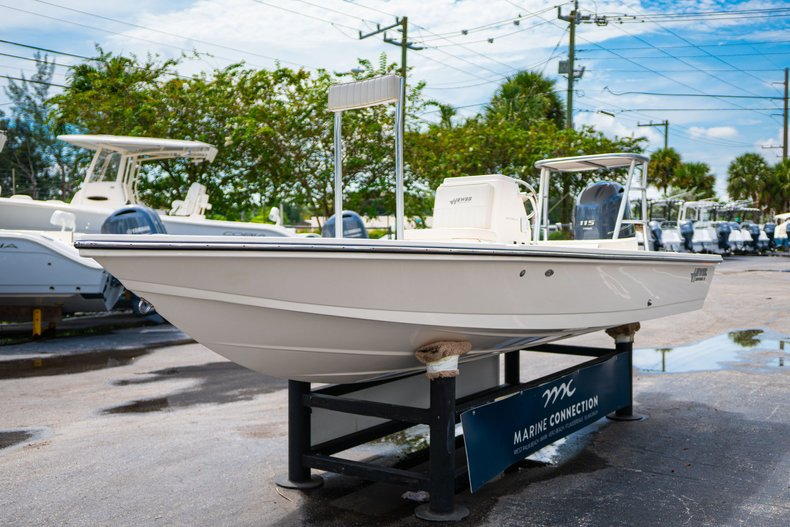 Thumbnail 3 for Used 2018 Hewes Redfisher 18 boat for sale in West Palm Beach, FL