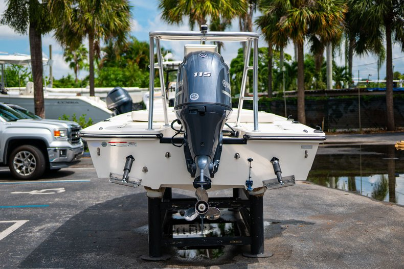 Thumbnail 6 for Used 2018 Hewes Redfisher 18 boat for sale in West Palm Beach, FL