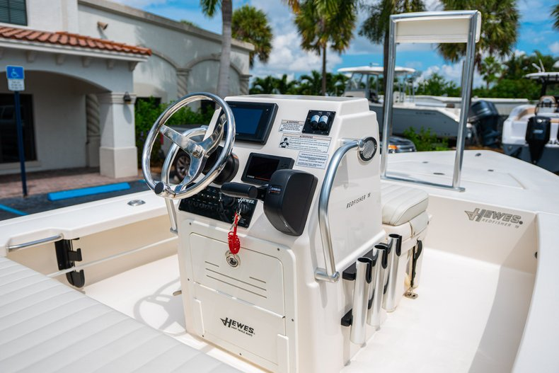 Thumbnail 16 for Used 2018 Hewes Redfisher 18 boat for sale in West Palm Beach, FL