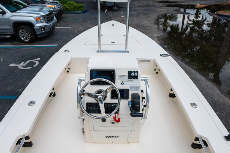 Thumbnail 15 for Used 2018 Hewes Redfisher 18 boat for sale in West Palm Beach, FL