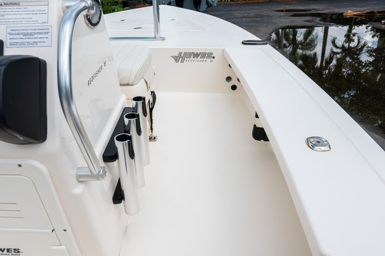 Thumbnail 23 for Used 2018 Hewes Redfisher 18 boat for sale in West Palm Beach, FL