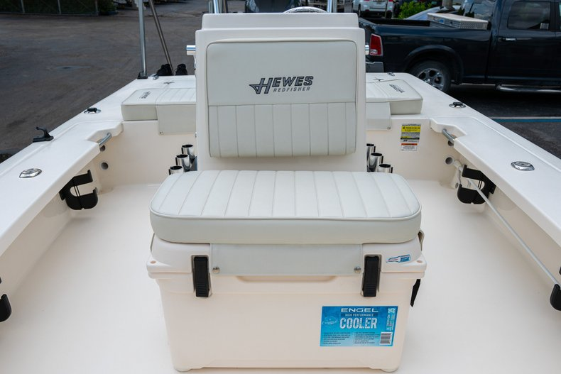 Thumbnail 26 for Used 2018 Hewes Redfisher 18 boat for sale in West Palm Beach, FL