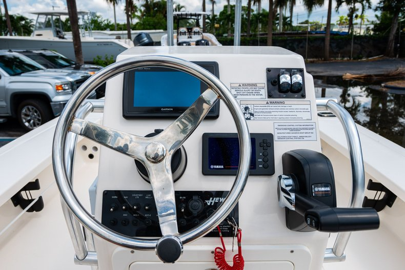 Thumbnail 22 for Used 2018 Hewes Redfisher 18 boat for sale in West Palm Beach, FL