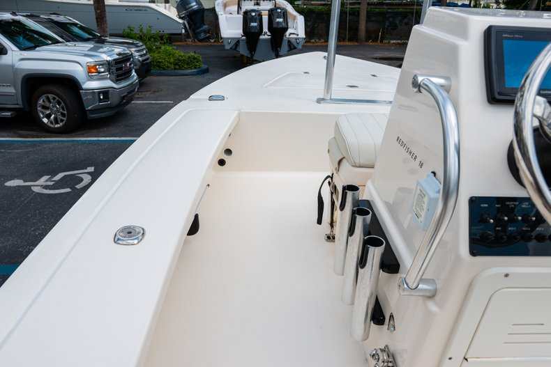 Thumbnail 24 for Used 2018 Hewes Redfisher 18 boat for sale in West Palm Beach, FL