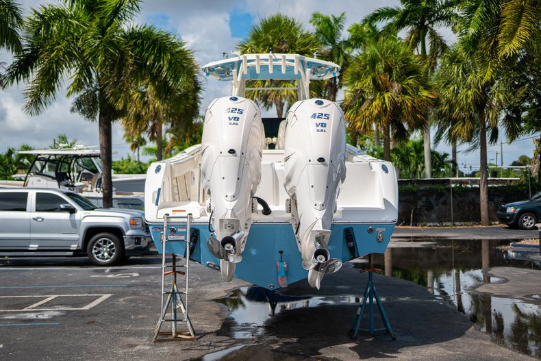 Thumbnail 6 for New 2020 Cobia 320 Center Console boat for sale in West Palm Beach, FL