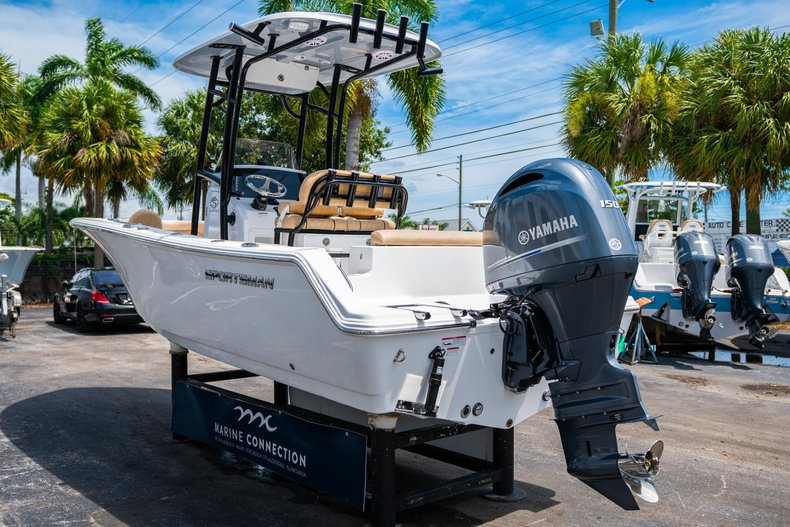 Thumbnail 5 for New 2020 Sportsman Open 212 Center Console boat for sale in West Palm Beach, FL