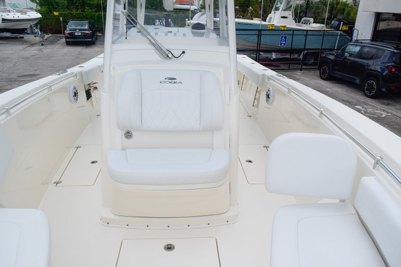 Thumbnail 54 for New 2020 Cobia 301 CC Center Console boat for sale in Fort Lauderdale, FL