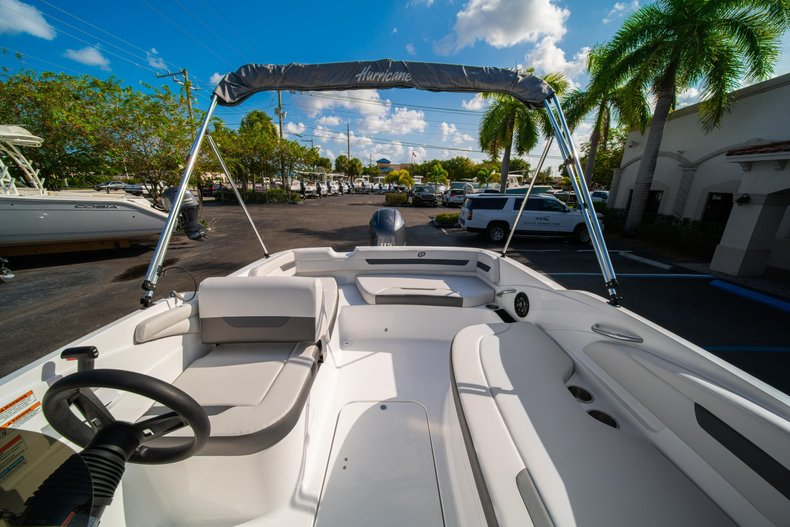 Thumbnail 22 for New 2020 Hurricane SS 185 OB boat for sale in West Palm Beach, FL