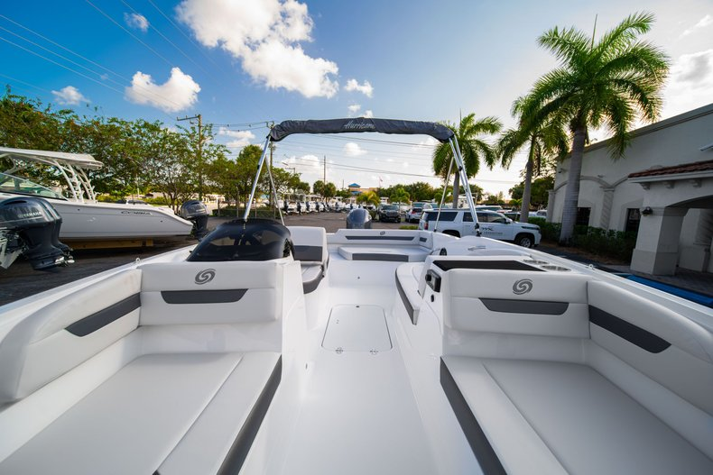 Thumbnail 25 for New 2020 Hurricane SS 185 OB boat for sale in West Palm Beach, FL