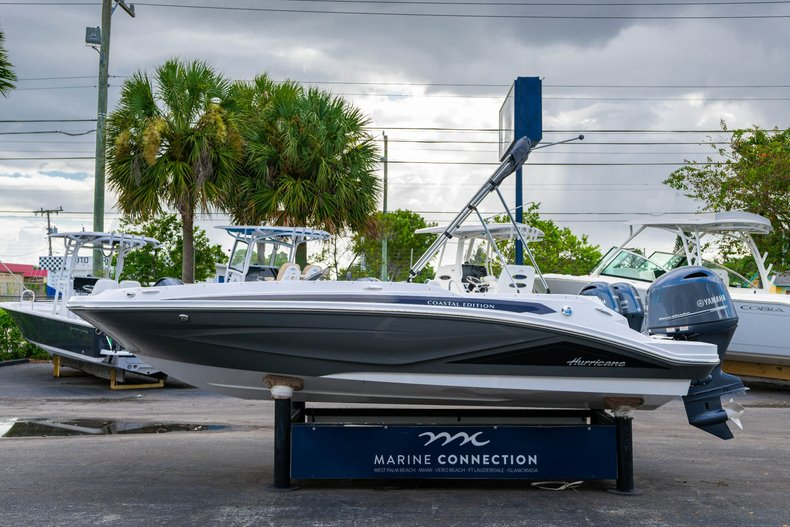 Thumbnail 4 for New 2020 Hurricane SS 185 OB boat for sale in West Palm Beach, FL
