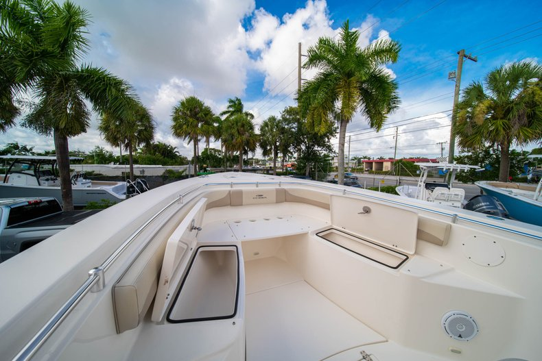 Thumbnail 35 for New 2019 Cobia 301 CC Center Console boat for sale in West Palm Beach, FL