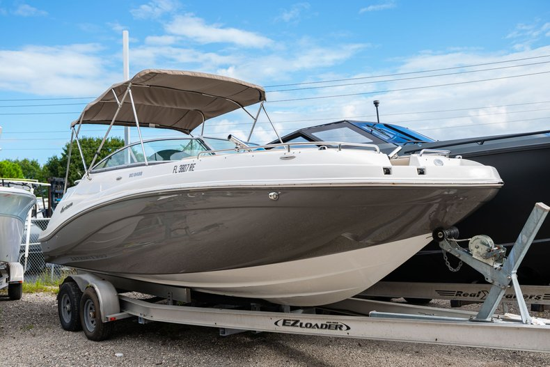 Photo for 2016 Hurricane SunDeck SD 2486 OB