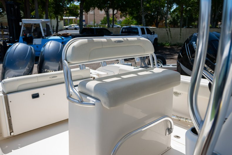Thumbnail 15 for Used 2013 Cobia 256 Center Console boat for sale in West Palm Beach, FL