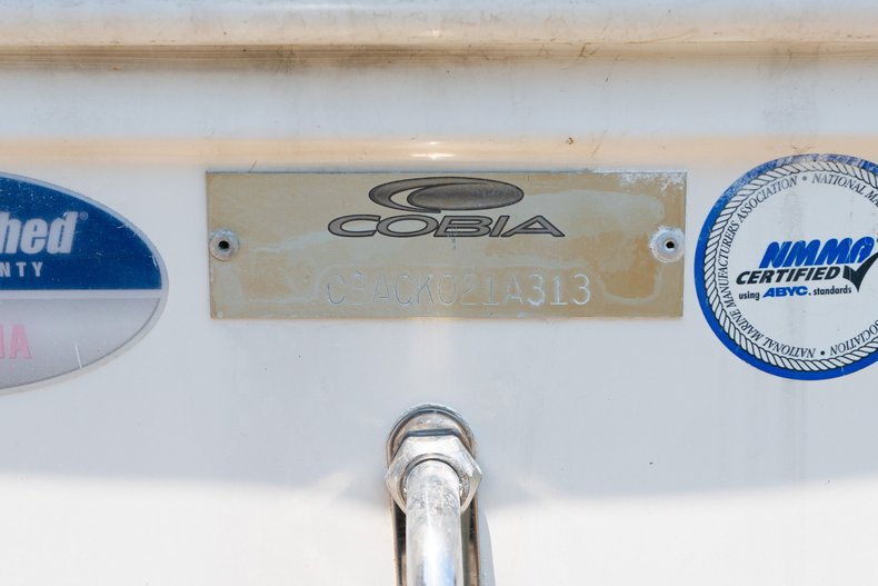 Thumbnail 24 for Used 2013 Cobia 256 Center Console boat for sale in West Palm Beach, FL