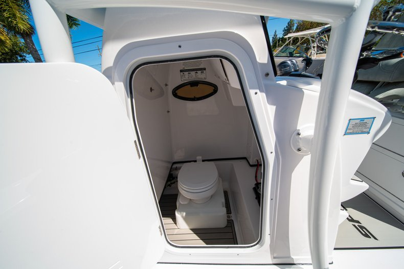 Thumbnail 37 for New 2020 Sportsman Masters 267 Bay Boat boat for sale in West Palm Beach, FL