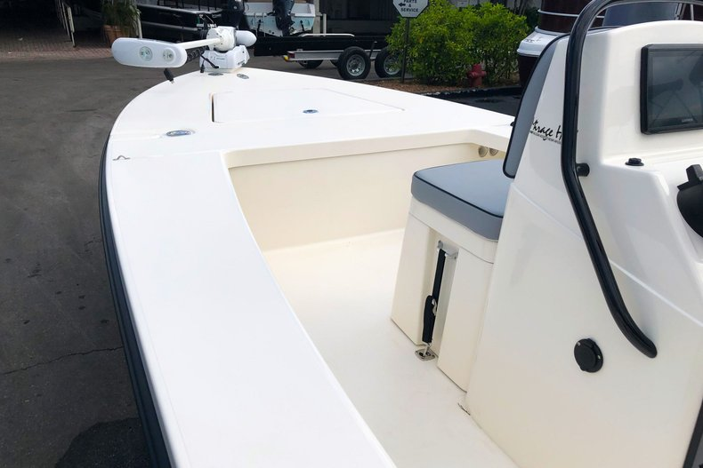Thumbnail 4 for Used 2019 Maverick Boat Co. 18 HPX-V boat for sale in West Palm Beach, FL
