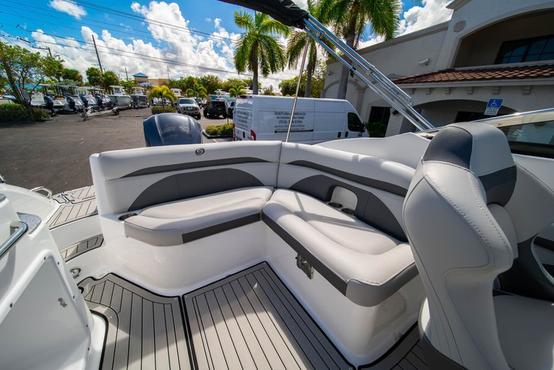 Thumbnail 10 for New 2020 Hurricane SunDeck SD 2400 OB boat for sale in West Palm Beach, FL