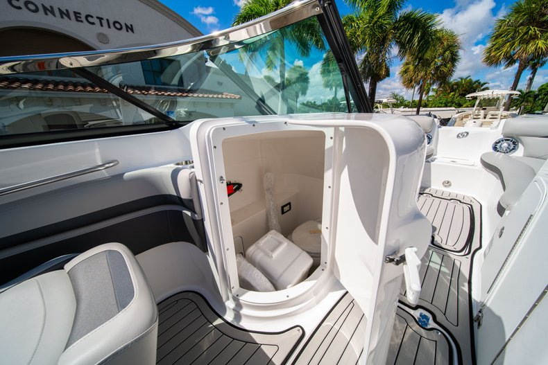 Thumbnail 20 for New 2020 Hurricane SunDeck SD 2400 OB boat for sale in West Palm Beach, FL
