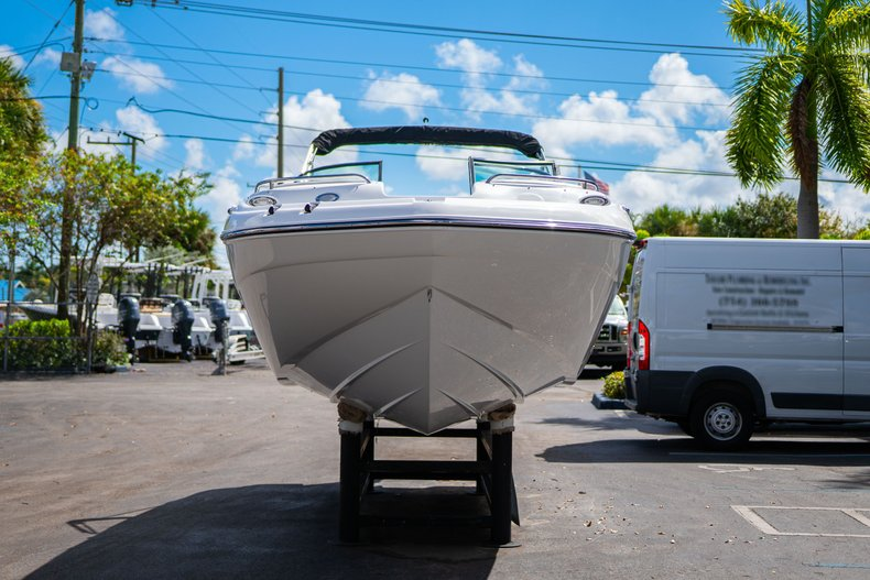 Thumbnail 2 for New 2020 Hurricane SunDeck SD 2400 OB boat for sale in West Palm Beach, FL