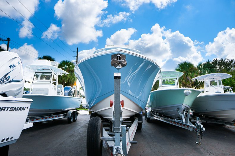 Thumbnail 1 for New 2020 Cobia 350 Center Console boat for sale in West Palm Beach, FL