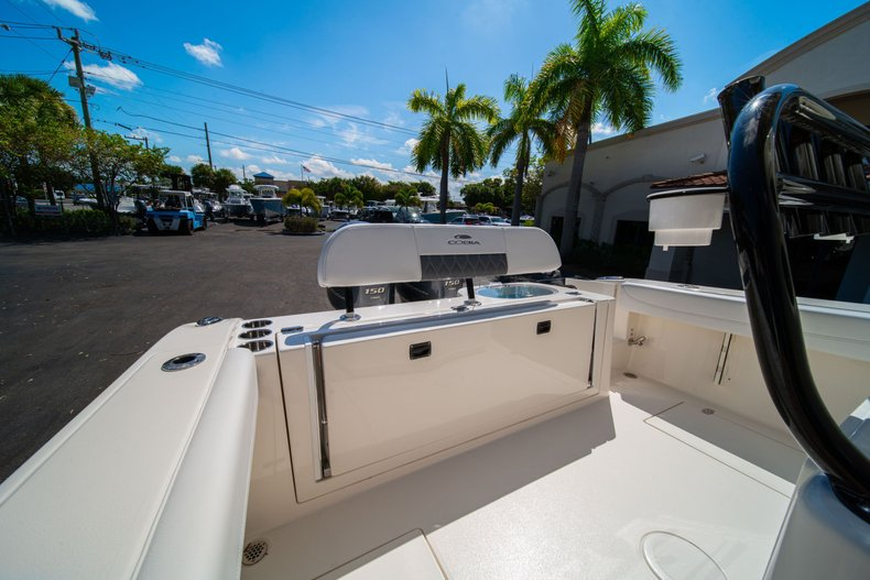 Thumbnail 9 for New 2020 Cobia 262 Center Console boat for sale in West Palm Beach, FL