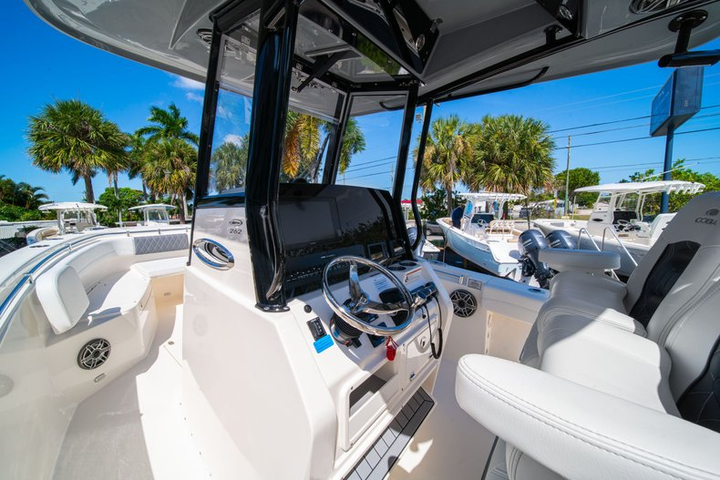 Thumbnail 22 for New 2020 Cobia 262 Center Console boat for sale in West Palm Beach, FL
