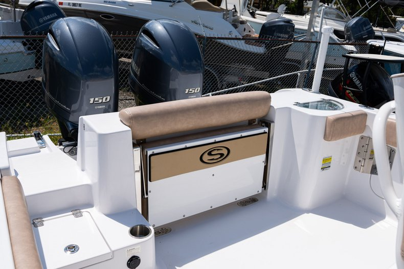 Thumbnail 6 for Used 2019 Sportsman Open 252 Center Console boat for sale in West Palm Beach, FL