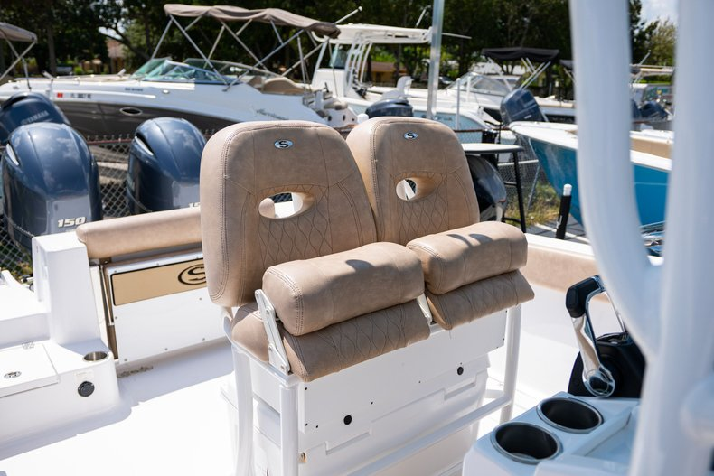 Thumbnail 22 for Used 2019 Sportsman Open 252 Center Console boat for sale in West Palm Beach, FL