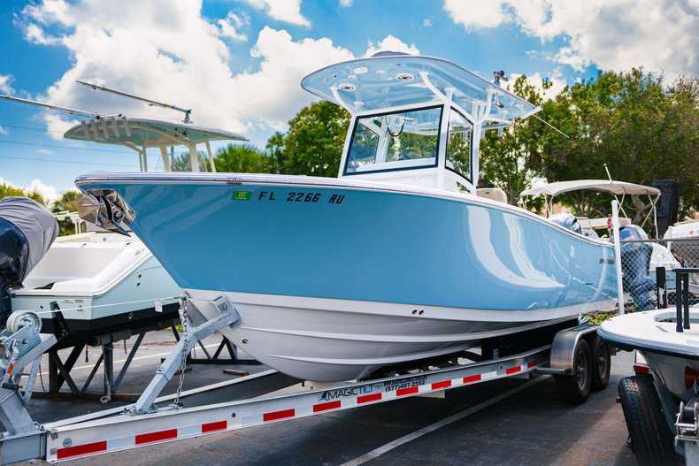 Thumbnail 2 for Used 2019 Sportsman Open 252 Center Console boat for sale in West Palm Beach, FL