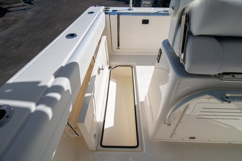 Thumbnail 15 for New 2020 Cobia 262 Center Console boat for sale in West Palm Beach, FL