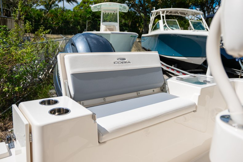 Thumbnail 7 for Used 2018 Cobia 201 Center Console boat for sale in West Palm Beach, FL