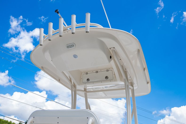 Thumbnail 3 for Used 2018 Cobia 201 Center Console boat for sale in West Palm Beach, FL