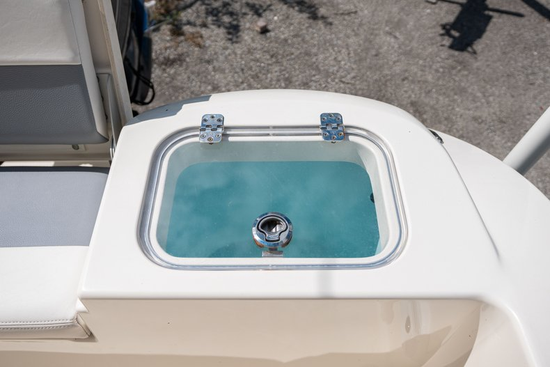 Thumbnail 5 for Used 2018 Cobia 201 Center Console boat for sale in West Palm Beach, FL