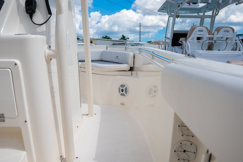 Thumbnail 8 for Used 2018 Cobia 201 Center Console boat for sale in West Palm Beach, FL