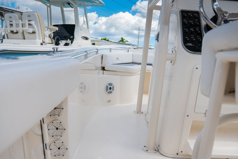 Thumbnail 9 for Used 2018 Cobia 201 Center Console boat for sale in West Palm Beach, FL