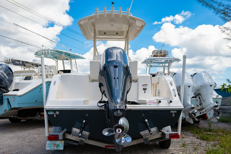 Thumbnail 2 for Used 2018 Cobia 201 Center Console boat for sale in West Palm Beach, FL