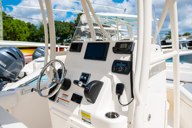 Thumbnail 10 for Used 2018 Cobia 201 Center Console boat for sale in West Palm Beach, FL