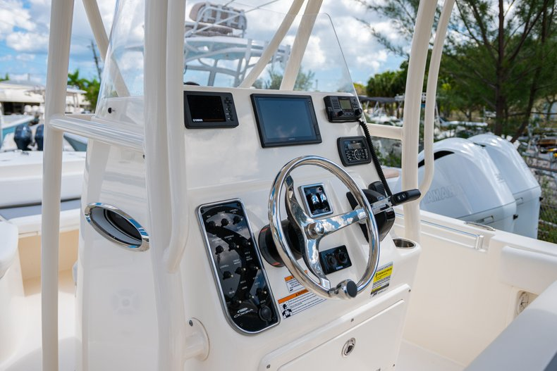 Thumbnail 11 for Used 2018 Cobia 201 Center Console boat for sale in West Palm Beach, FL