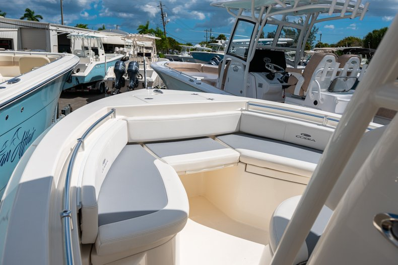 Thumbnail 18 for Used 2018 Cobia 201 Center Console boat for sale in West Palm Beach, FL