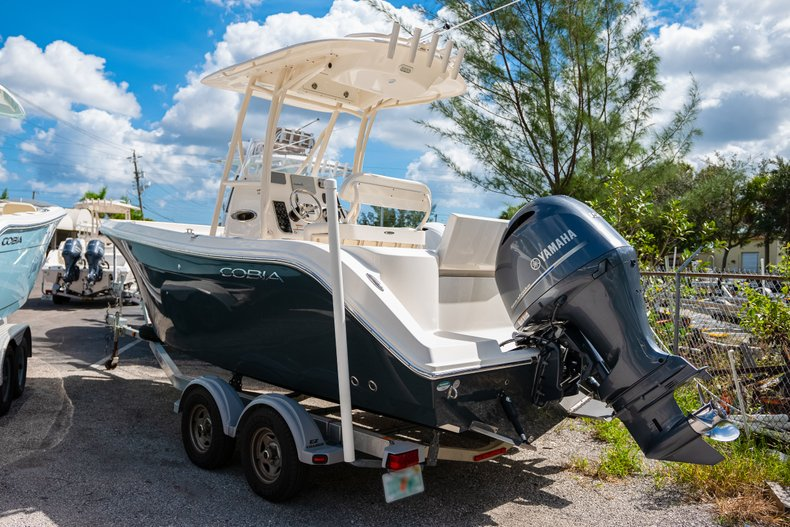 Thumbnail 1 for Used 2018 Cobia 201 Center Console boat for sale in West Palm Beach, FL