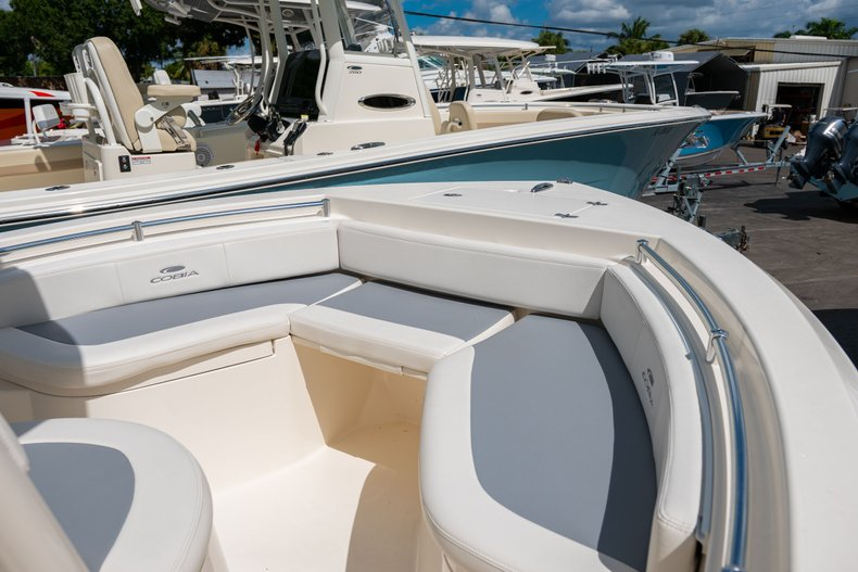 Thumbnail 17 for Used 2018 Cobia 201 Center Console boat for sale in West Palm Beach, FL