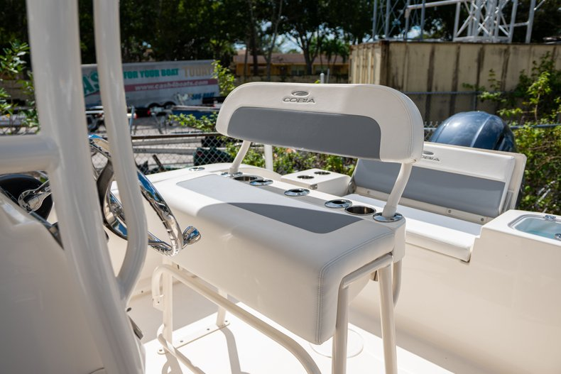 Thumbnail 15 for Used 2018 Cobia 201 Center Console boat for sale in West Palm Beach, FL