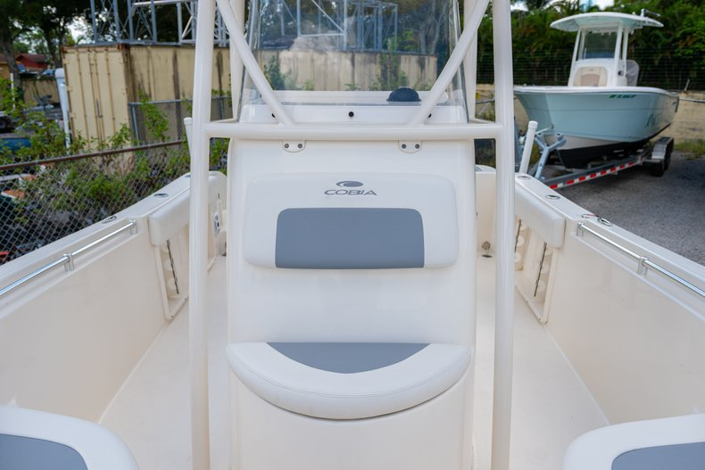 Thumbnail 21 for Used 2018 Cobia 201 Center Console boat for sale in West Palm Beach, FL