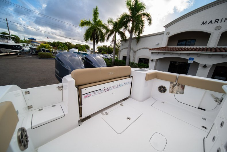Thumbnail 9 for Used 2016 Sportsman Open 312 Center Console boat for sale in West Palm Beach, FL